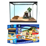Aquatopia Hermit Crab Kingdom