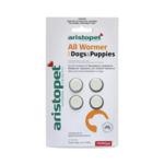 Aristopet Aristopet Allwormer Tablets For Dogs 10kg