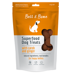 Bell and Bone Bell And Bone Carob And Ginger Superfood Dog Treats