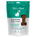 Bell and Bone Bell And Bone Flaxseed And Tumeric Superfood Dog Treats