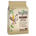 Beyond Beyond Dry Dog Food Adult Natural Chicken And Whole Barley 15kg