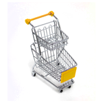 Avian Care Bird Toy Shopping Cart