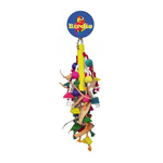 Birdie Birdie Jumbo Leather Beads Display