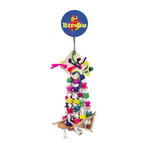 Birdie Birdie Jumbo Multi Bead Wicker Display