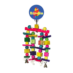 Birdie Birdie Large Multi Bead Block Display