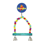 Birdie Birdie Medium Beaded Swing