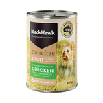 Black Hawk Black Hawk Grain Free Chicken Adult Canned