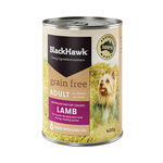 Black Hawk Black Hawk Grain Free Lamb Adult Canned
