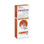 Bravecto Bravecto Spot On For Dogs Orange