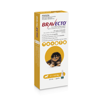 Bravecto Bravecto Spot On For Dogs Yellow
