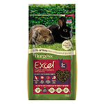 Burgess Burgess Excel Mature Rabbit Nuggets Cranberry Ginseng