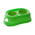 Canine Care Canine Care Double Bowl Raised