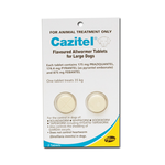 Cazitel Cazitel Flavoured Allwormer Tablets For Large Dogs