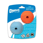 Chuckit Chuckit Whistler Ball 2 Pack