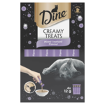 Dine Dine Creamy Treats Mixed Seafood