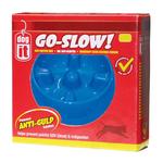 Dogit Dogit Anti Gulp Dog Dish Blue