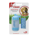 Dogit Dogit Waste Bag Dispenser Blue