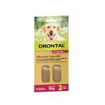 Drontal Drontal Chewable 35kg