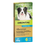Drontal Drontal Dog Allwormer Tablets 10kg