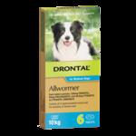 Drontal Drontal Dog Allwormer Tablets 10kg