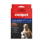 Exelpet Exelpet Ezy Dose Heartworm And All Wormer Chews