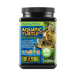Exo Terra Exo Terra Aquatic Turtle Food Hatchling Floating Pellets 300gm