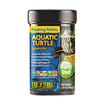 Exo Terra Exo Terra Aquatic Turtle Food Juvenile Floating Pellets 265gm