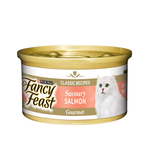Fancy Feast Fancy Feast Gourmet Savoury Salmon