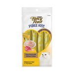Fancy Feast Fancy Feast Puree Kiss Tuna Puree With Chicken Flakes Treats