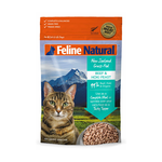 Feline Natural Feline Natural Beef And Hoki Freeze Dried Cat Food