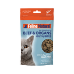 Feline Natural Feline Natural Cat Treats Grain Free Healthy Beef