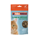 Feline Natural Feline Natural Cat Treats Grain Free Healthy Lamb