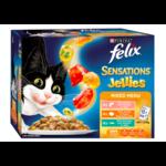 Felix Felix Wet Cat Food Sensations Mixed Menu