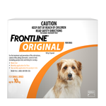 Frontline Frontline Original Small Dog Orange