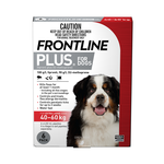 Frontline Frontline Plus Extra Large Dog Red