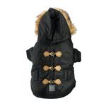 FuzzYard Fuzzyard Jacket Moscow Black