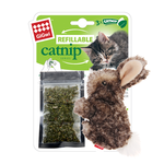 Gigwi Gigwi Refillable Catnip Rabbit Natural