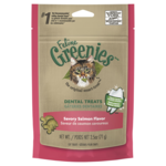 Greenies Greenies Cat Dental Treats Savoury Salmon Flavour