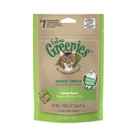Greenies Cat Treats Treat Catnip