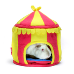 HayPigs Haypigs Fleece Circus Hidey Hut