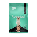 Healthy Everyday Pets Healthy Everyday Pets Seafood Dry Cat Food