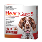 Heartgard Heartgard Plus Lge Dog Brown