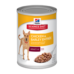 Hills Science Diet Hills Canine Adult Chicken Cans