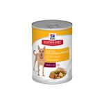 Hills Science Diet Hills Canine Adult Savoury Stew Chicken Vegetable Cans 12 x 362g