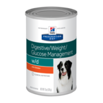 Hills Prescription Diet Hills Prescription Diet Canine Wd Digestive Weight Glucose Canned 12 x 370g