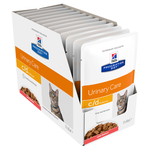 Hills Prescription Diet Hills Prescription Diet Cd Multicare Salmon Cat Food Pouches