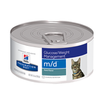 Hills Prescription Diet Hills Prescription Diet Feline Md Weight Loss Low Carbohydrate Diabetic Canned