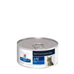 Hills Prescription Diet Hills Prescription Diet Feline Zd Skin Food Sensitivities Canned