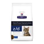 Hills Prescription Diet Hills Prescription Diet Feline Zd Skin Food Sensitivities