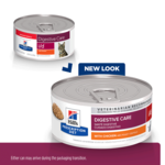 Hills Prescription Diet Hills Prescription Diet Id Digestive Care Canned Cat Food